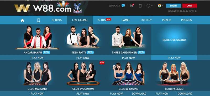 Choose Clubs That Fits You - Visit W88 Club Login daily
