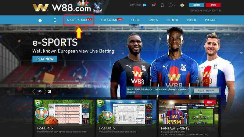 Amazing World of Sports Betting with W88 Sportsbook