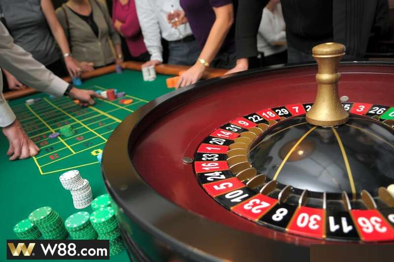 Premier Roulette Online Game from W88
