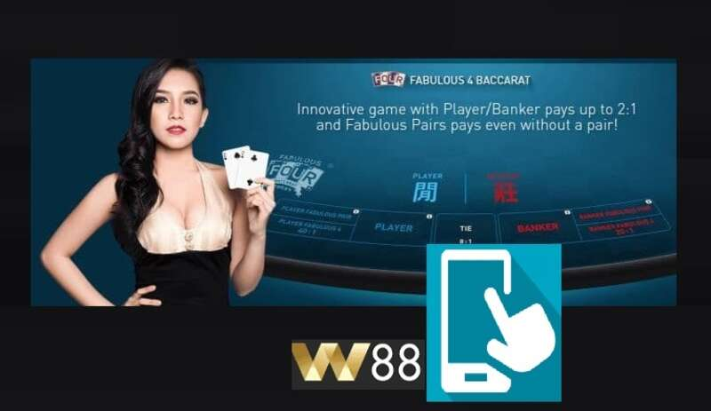 Be in Virtual Las Vegas with Baccarat Online Android